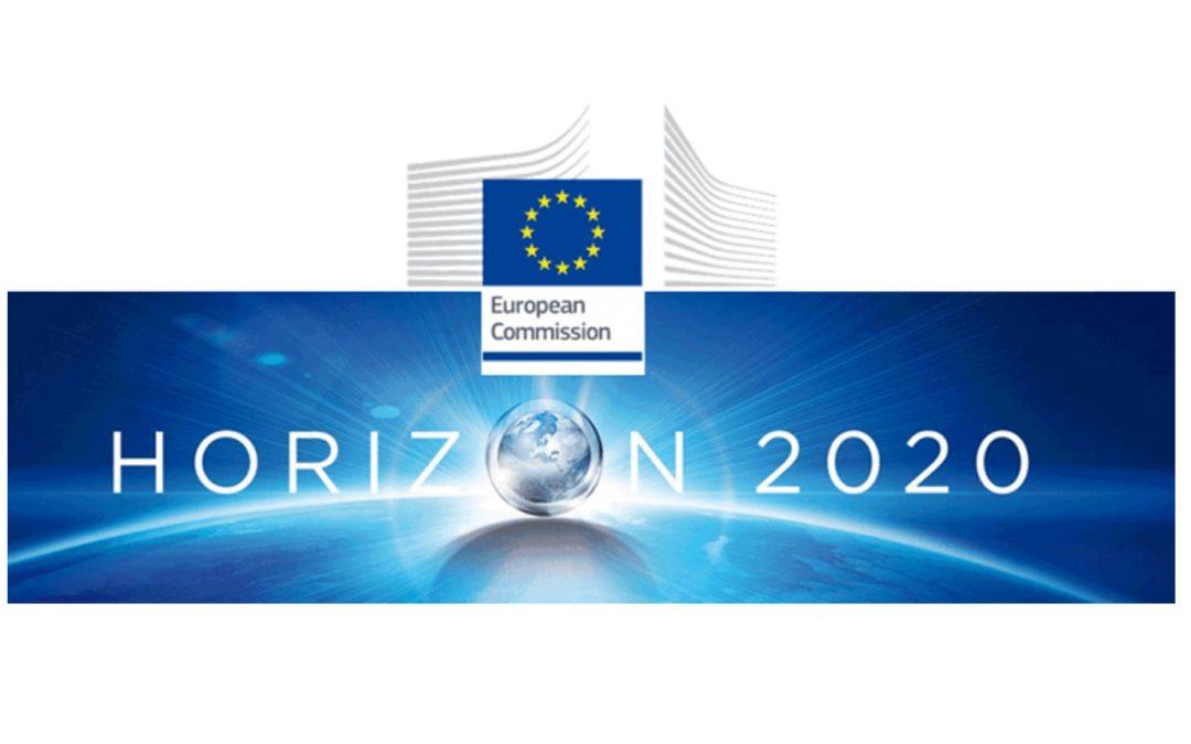 Horizon2020 -ohjelman logo