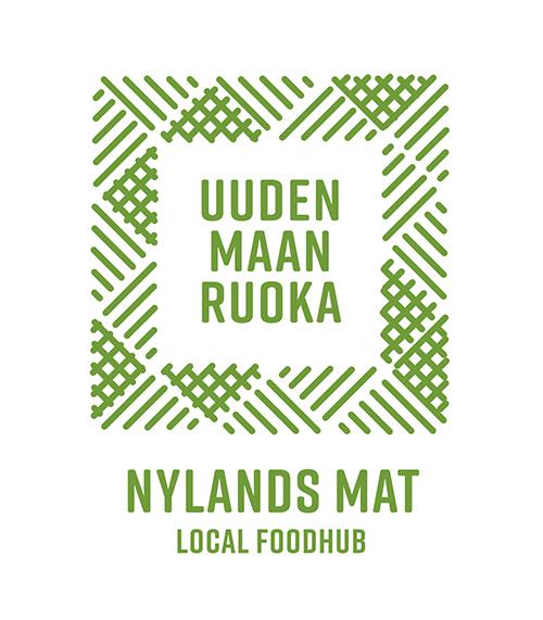 Uudenmaan ruoka -yrityksen logo