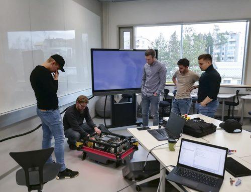 Syksyn 2019 teknologiakartoitus osa 2/5: Autonomiset robotit