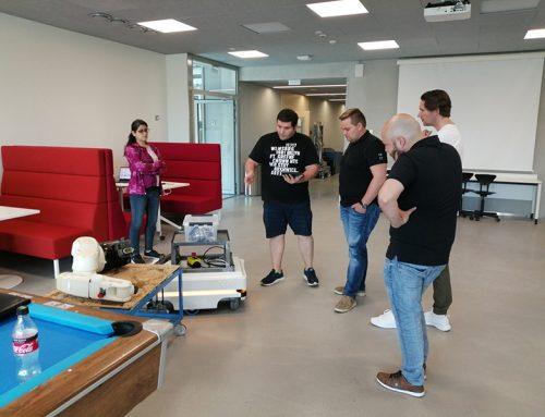 UGV-roboteilla tehokkuutta varastoille
