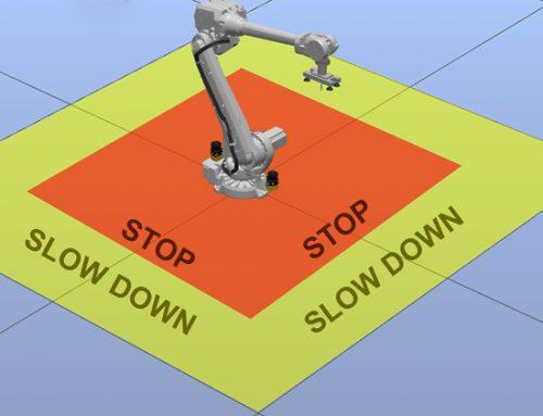 Turvallistaminen robotiikassa – Miten robotti kesytetään?